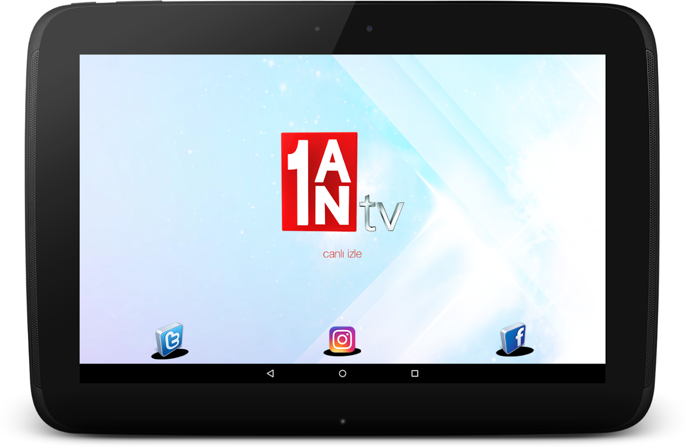 1AN TV- screenshot