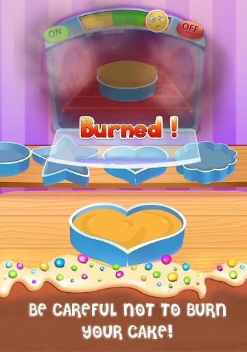 Kue Memasak - Desain Makanan - Games Anak-Anak 1.3.0 screenshots 3