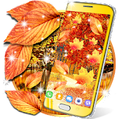 Fall season live wallpaper