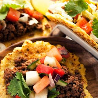Ground Beef Tacos.