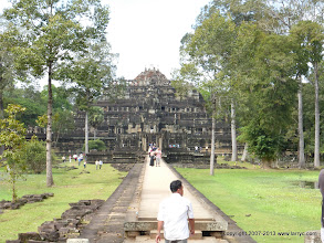 Photo: Baphuon, Angkor Thom