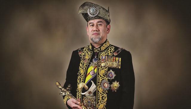 Sultan Muhammad V letak jawatan Yang Di-Pertuan Agong