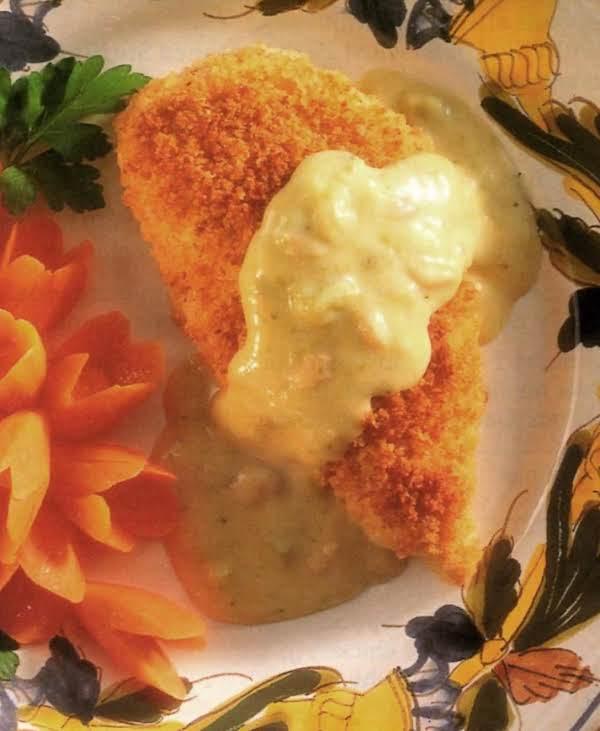 Chicken-broccoli Au Gratin Recipe