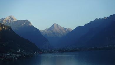Photo: Az Urner-tó észak felől,háttérben az Uri-Alpok