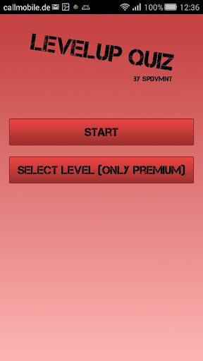 LevelUp Quiz Free