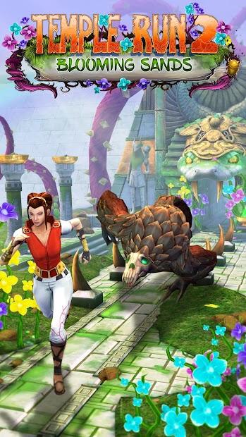 Temple Run 2 Android App Screenshot