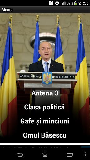 Trăian Băsescu Soundboard
