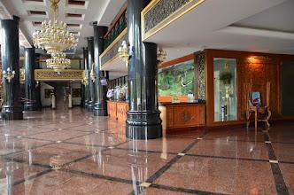 Photo: Hotel lobby