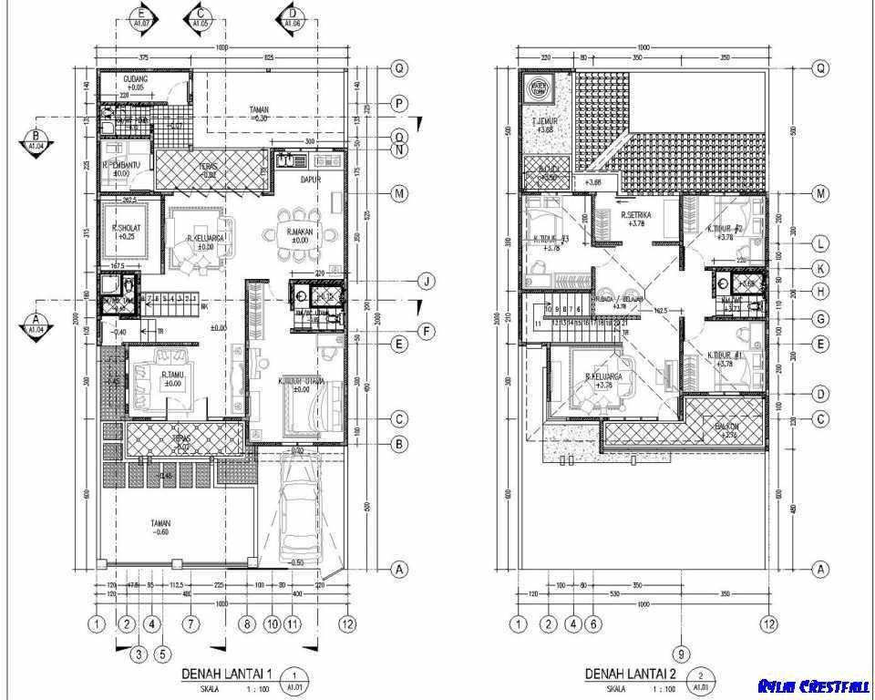 3d house plans design screenshot - House Plan Design