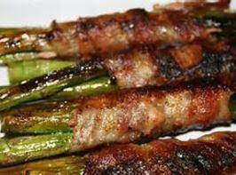 Bacon Wrapped Asparagus Recipe