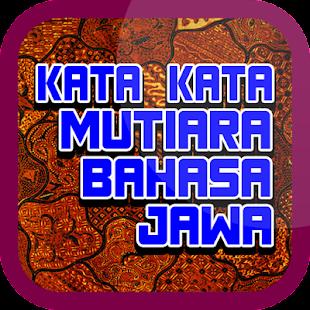 Kata Mutiara Bahasa Jawa + Artinya - náhled