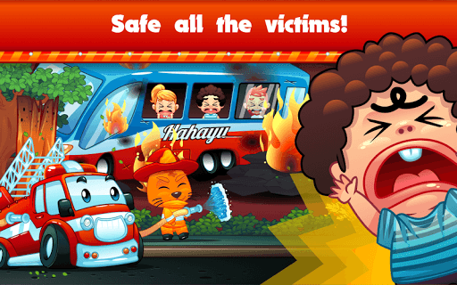Marbel Firefighters - Kids Heroes Series  screenshots 3