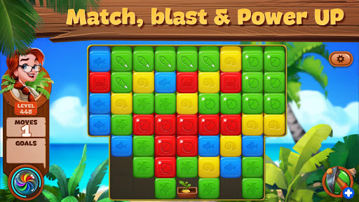 Lost Island - An Epic Match Puzzle & Tile Merge 1.1.893 screenshots 12