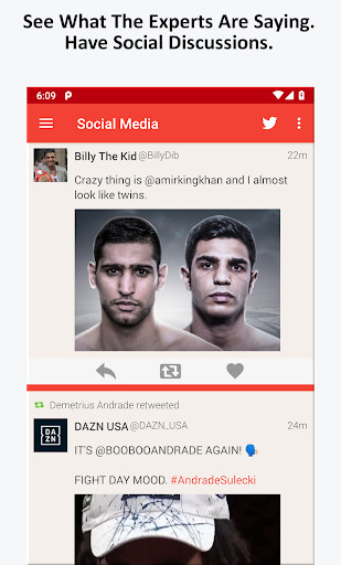 Boxing News, Videos, & Social Media 3.7 screenshots 4