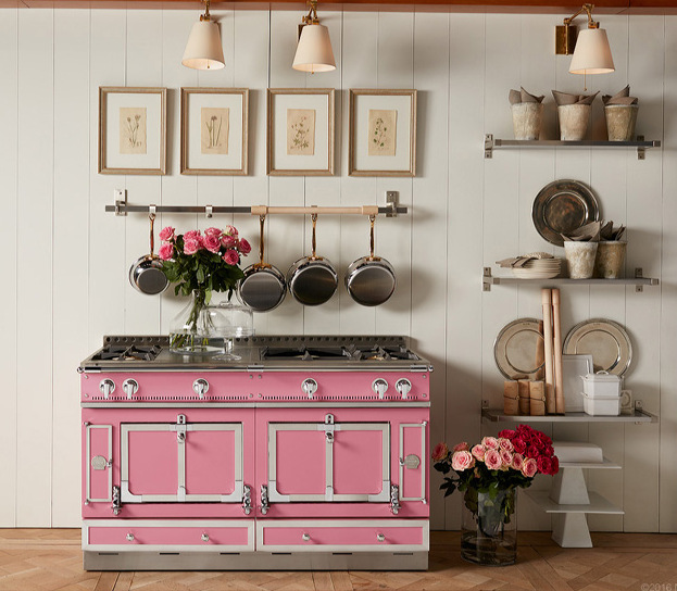 Like This Pink Range The Of Her Colors Is Fabulous