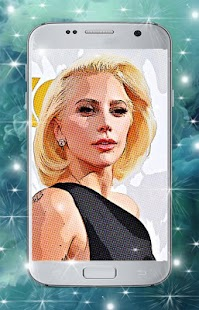 Lady Gaga Wallpaper - náhled