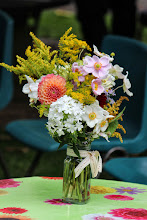 Photo: Festival table decoration