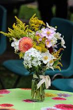 Photo: Festival table decoration