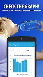 Water tracker : Drink reminder lose weight- screenshot thumbnail