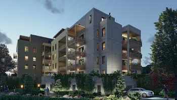 Appartement 2 pièces 44,78 m2