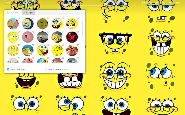 Spongebob Wallpapers Fullhd New Tab