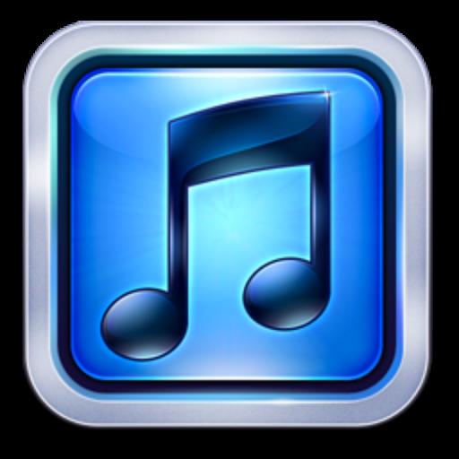 音乐の音楽のダウンロードアプリ LOGO-HotApp4Game
