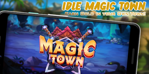 Idle Magic Town  screenshots 1