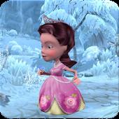 Princess Run Frozen Temple