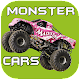 MONSTER CARS for PC-Windows 7,8,10 and Mac