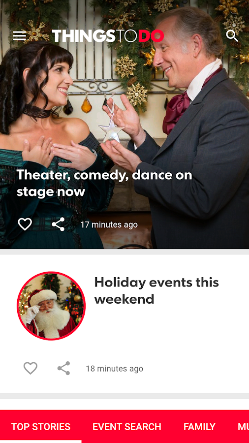 Cincinnati.com Things to Do- screenshot