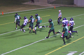 Photo: Fumble recovery for touchdown!