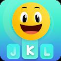 kika keyboard oem-Emoji,Swype,DIY Themes,GIF,Fun icon