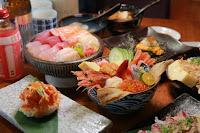 丼丼丼-台南海鮮丼專門店