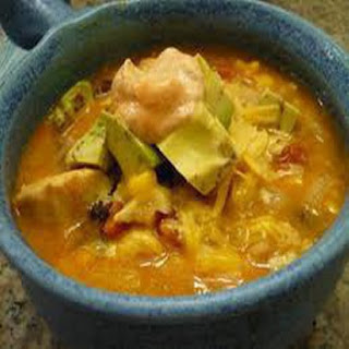 Chili's Chicken Enchilada Soup