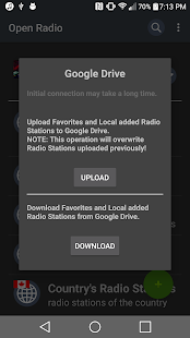 Open Radio- screenshot thumbnail