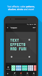 Textgram - write on photos APK screenshot thumbnail 5