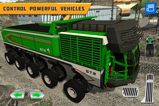 Quarry Driver 3: Giant Trucks 1.2 Screenshots 5
