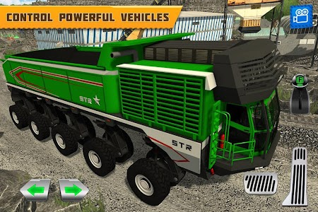 Quarry Driver 3: Giant Trucks 1.0 (Mod Money)
