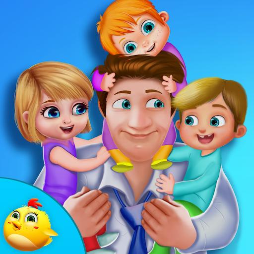 艾玛宝宝快乐父亲节 休閒 App LOGO-APP開箱王