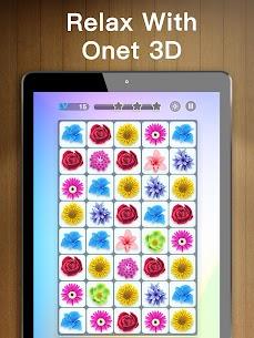 Onet 3D – Classic Link Puzzle 8