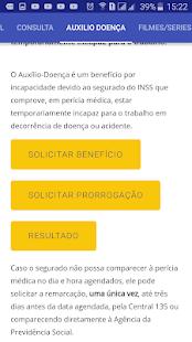 INSS – Consultar Resultado 2