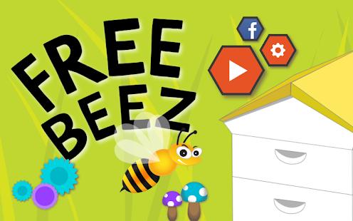 Free Beez - Unique Match 3 - náhled