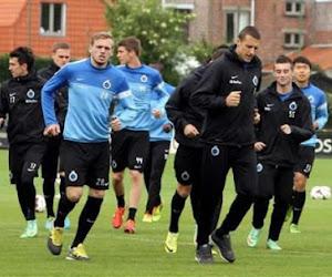 Ook Club Brugge oefent tegen Bulgaarse topclub