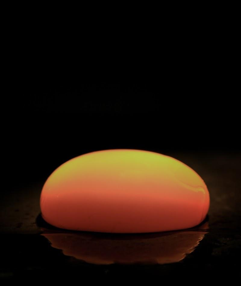 Tramonto al Tuorlo d' Uovo di Caterina Brillante