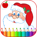 Natal Coloring Book icon