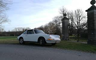 Porsche 911e Rent Fyn