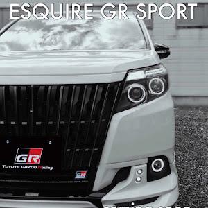エスクァイア ZRR85G Xi ガソリン車 ・H26年製造のカスタム事例画像 ルイ之助/E.C.O.Jさんの2020年05月12日23:13の投稿