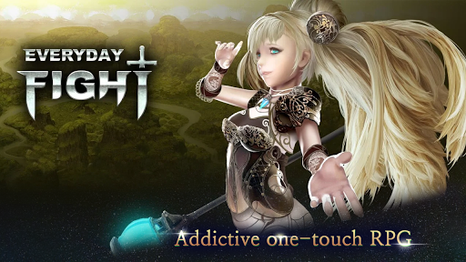 Everyday Fight : Idle RPG 30 screenshots 1