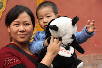 Photo: Day 190 -  Me and My Panda