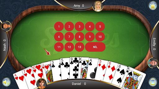 Spades: Card Game filehippodl screenshot 8